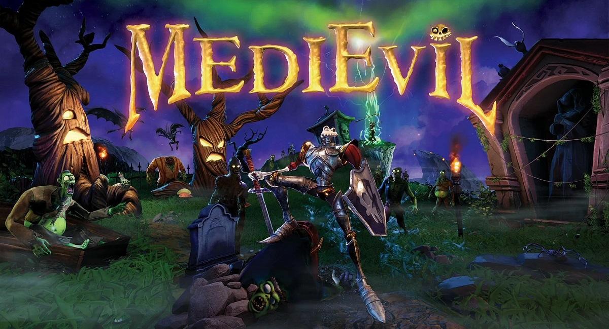 Обзор MediEvil – Новинка, заросшая паутиной
