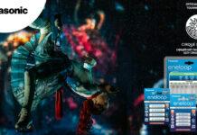 Panasonic продолжает сотрудничество c Cirque du Soleil