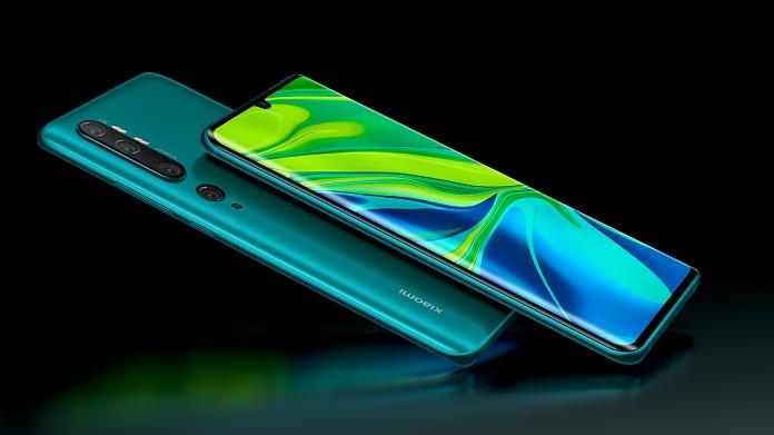 Новинки Xiaomi Mi Note 10 со 108-мегапиксельной пентакамерою и Redmi Note 8T уже в продаже в Украине
