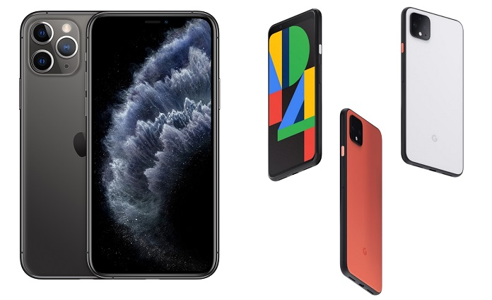 RootCast 125: Сравнение iPhone 11 Pro vs Pixel 4