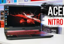 Відео: Огляд Acer Nitro 5 (AN515-54)
