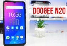 Відео: Огляд Doogee N20