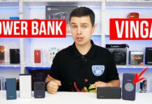 Відео: Бюджетні PowerBank від бренду Vinga