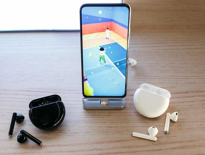 Huawei P smart Pro и FreeBuds 3