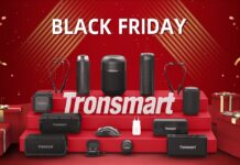Черная Пятница Tronsmart