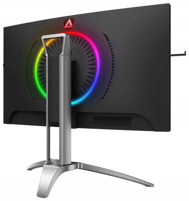 Обзор геймерского монитора AOC AGON AG273QCX