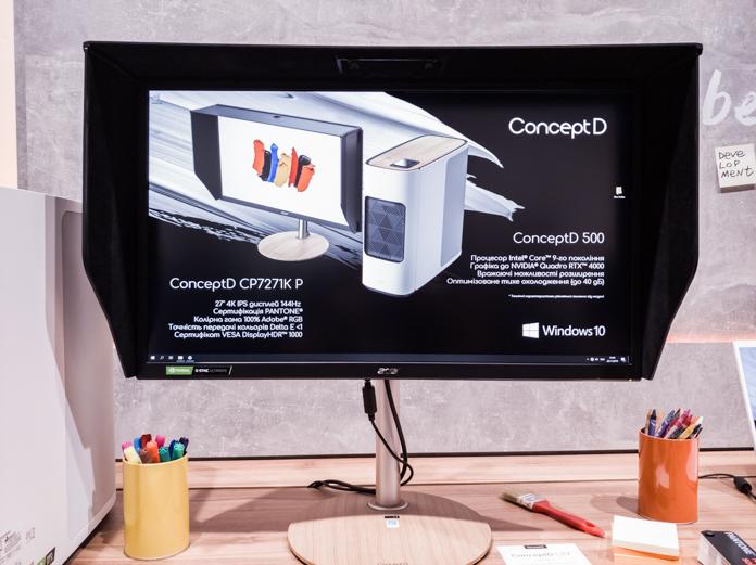 ConceptD CP7271K P