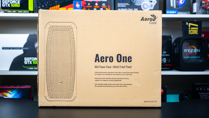 Aerocool Aero One Frost FRGB