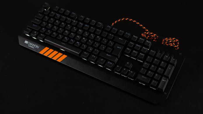 Обзор механической клавиатуры Canyon Hazard CND-SKB6