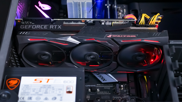 ASUS Strix RTX 2080 Super Gaming 8G