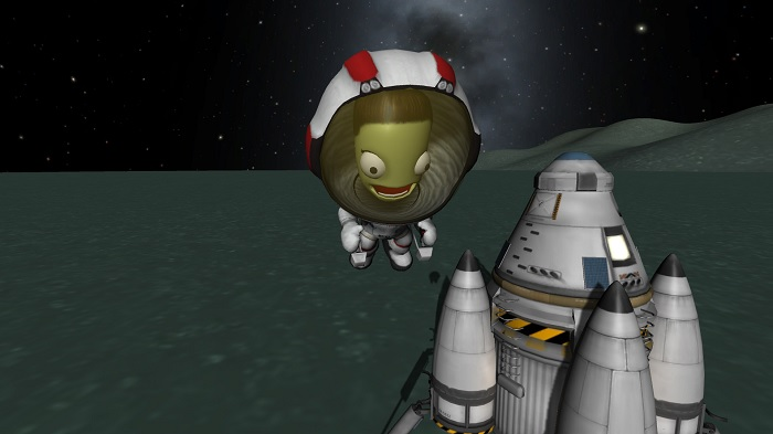 Обзор Kerbal Space Program: Enhanced Edition