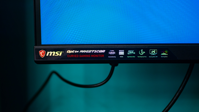 MSI Optix MAG271CQR