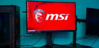 MSI Optix MAG271CQR