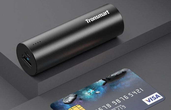 Умные зарядные устройства и павербанк Tronsmart по сниженным ценам