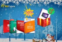 Christmas's gift: free Windows 10 Pro and antivirus software