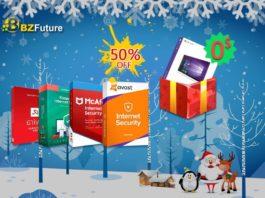 Christmas's gift: free Windows 10 Pro and antivirus software
