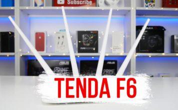 Відео: Огляд Tenda F6