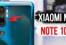 Огляд Xiaomi Mi Note 10