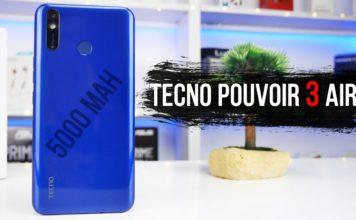 Відео: Огляд Tecno Pouvoir 3 Air