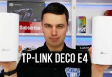 Відео: Огляд TP-Link Deco E4