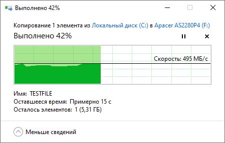 Apacer AS2280P4