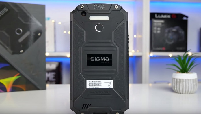 Огляд Sigma Mobile X-treme PQ39 MAX