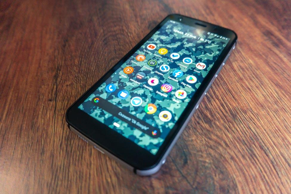 Обзор Cat S52 — защищенный смартфон от Caterpillar
