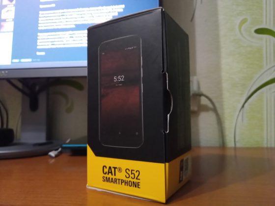 Cat S52