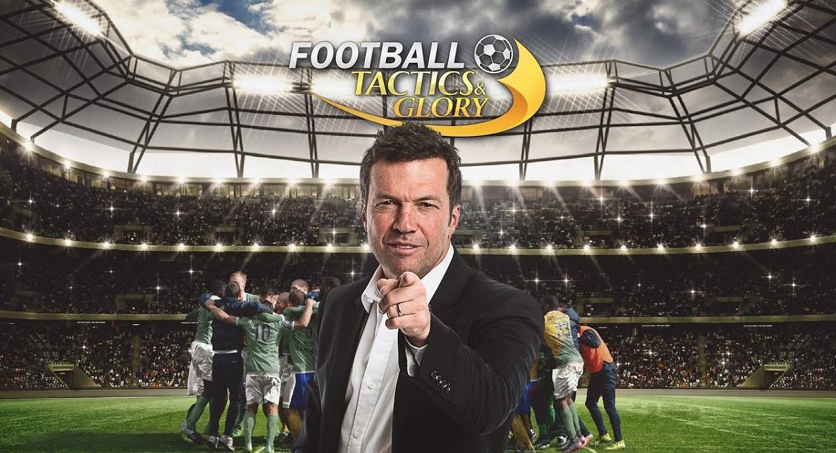 Обзор консольной версии Soccer, Tactics & Glory