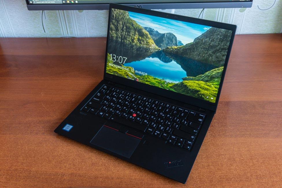 Lenovo ThinkPad X1 Carbon 7th Gen