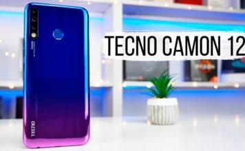Відео: Огляд Tecno Camon 12
