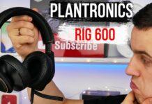 Відео: Огляд ігрових навушників Plantronics RIG 600