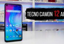 Відео: Огляд Tecno Camon 12 Air