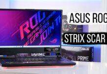 Відео: Огляд ASUS ROG Strix Scar III