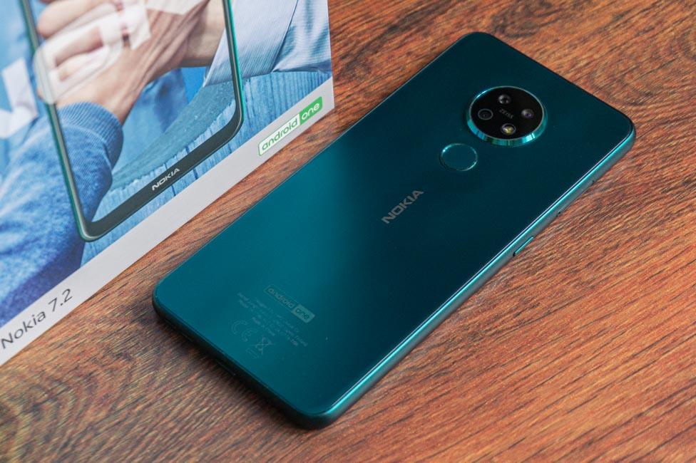Обзор Nokia 7.2 - стильный смартфон с экраном PureDisplay