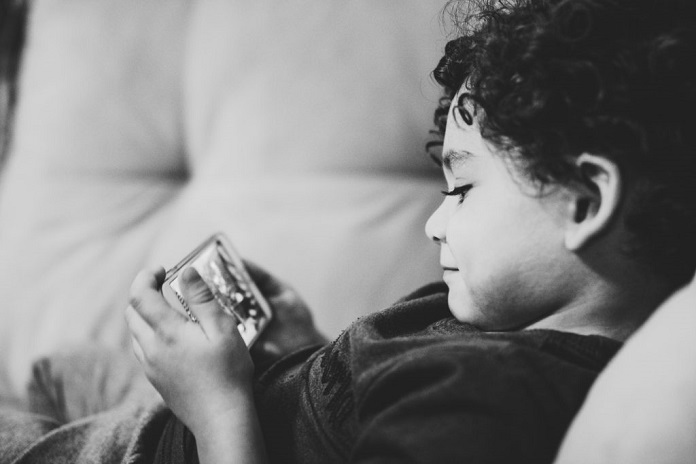 Смартфоны и дети