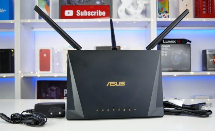 Огляд ASUS RT-AC85P