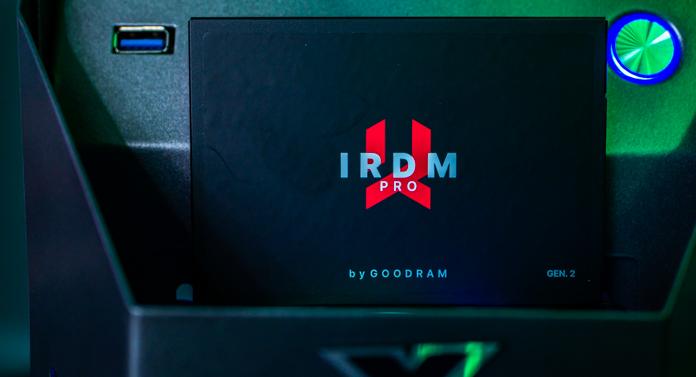 Обзор SSD IRDM PRO Gen. 2 256 ГБ. Доступный и производительный