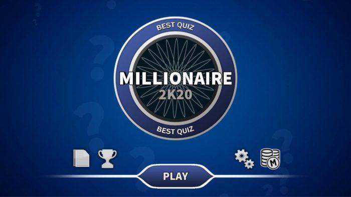 Миллионер 2020