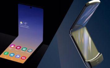 Samsung Galaxy Z Flip vs Motorola RAZR