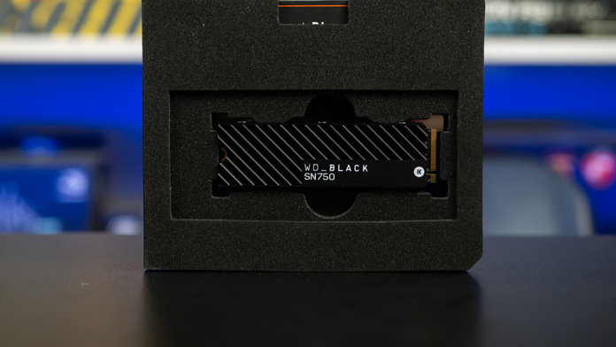 Обзор NVMe SSD-накопителя WD Black SN750 500GB с радиатором