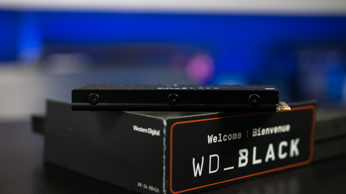 WD Black SN750 500GB