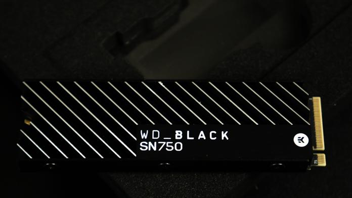 WD Black SN750 500GB