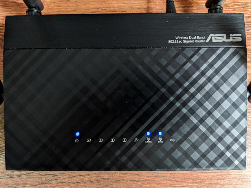 ASUS RT-AC57U V2
