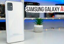 Відео: Огляд Samsung Galaxy A51