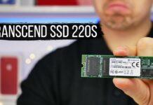 Transcend SSD MTE220S