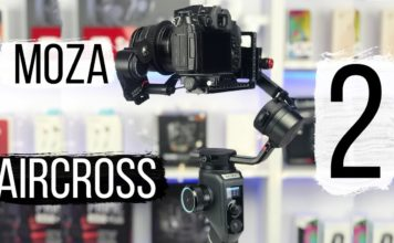 Відео: Огляд Gudsen Moza AirCross 2