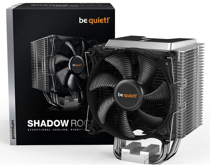 be quiet! Shadow Rock 3: универсальный процессорный кулер