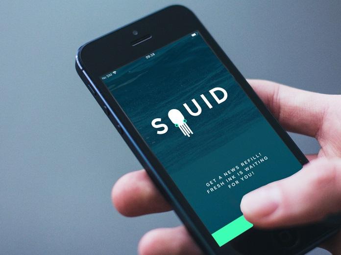 SQUID App была выбрана провайдером новостного сервиса для смартфонов Huawei во всех странах Европы