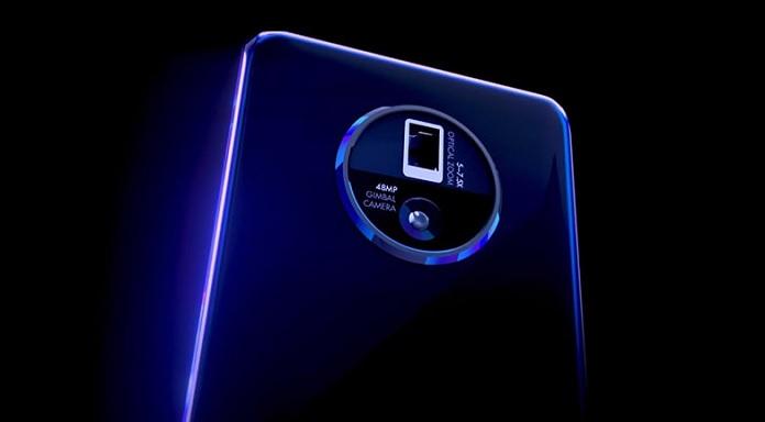 Представлен Vivo APEX 2020 – концептуальный смартфон без кнопок, разъемов и с фронталкой под экраном